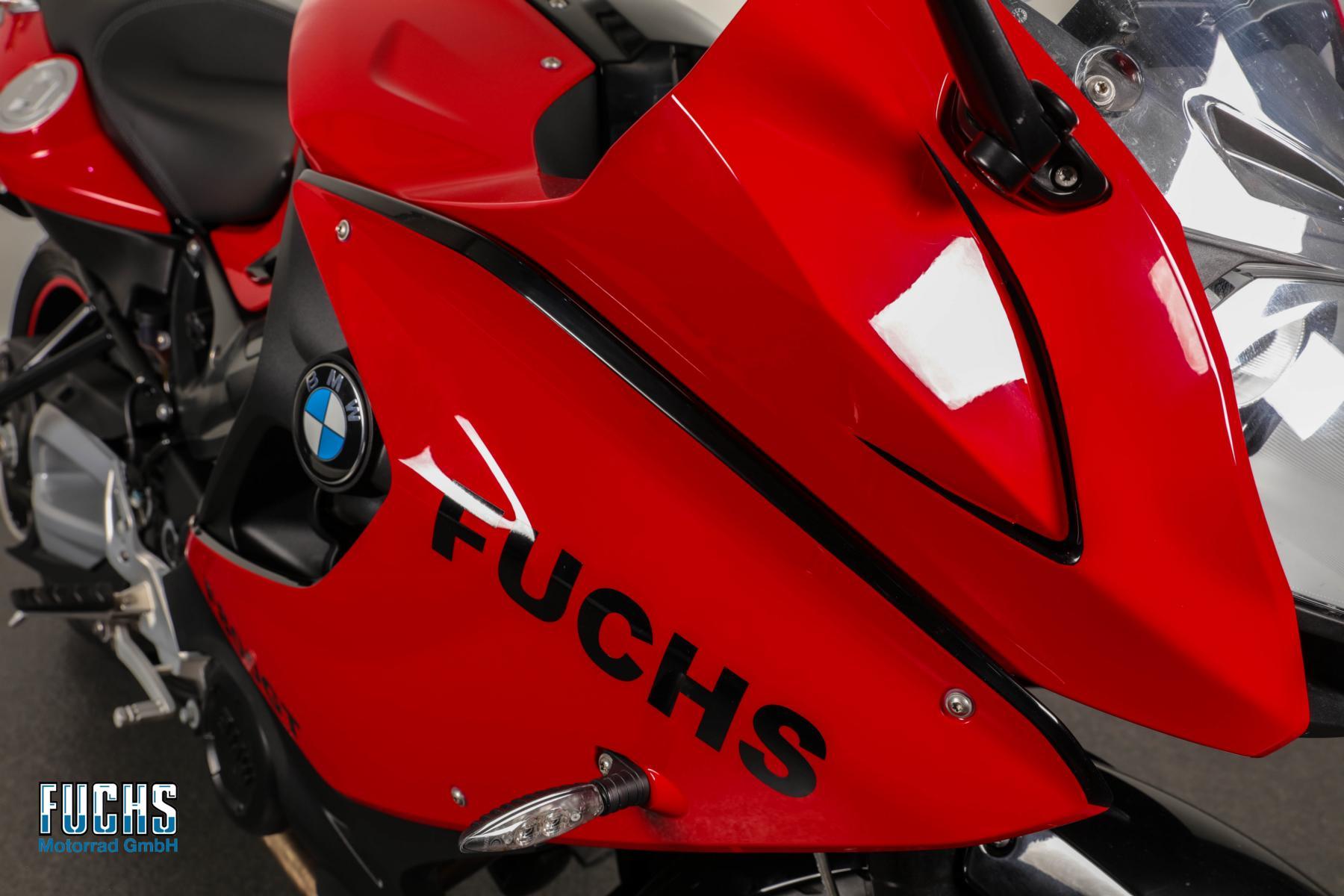 F800GT Fuchs Edition