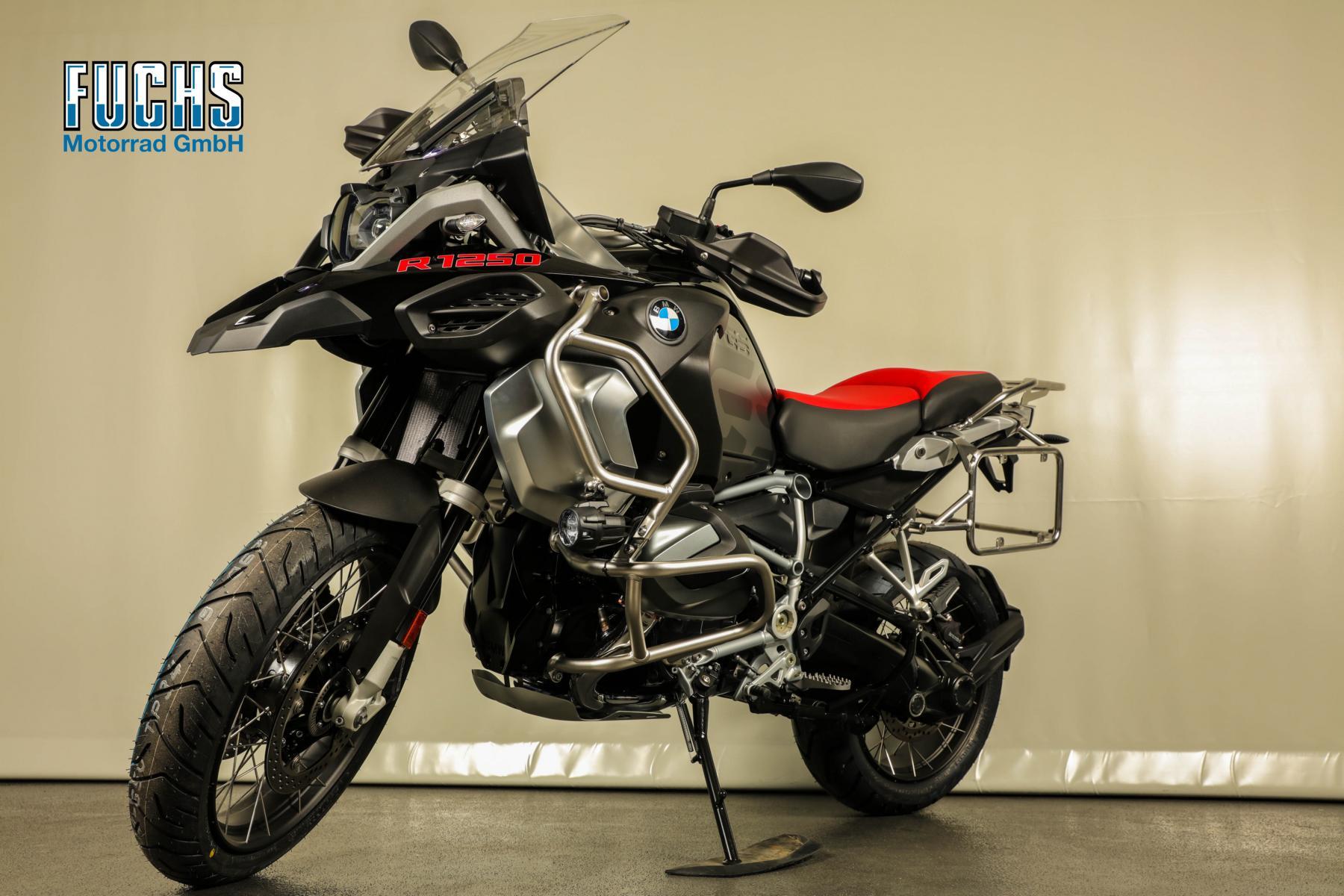 R1250GS ADV Triple Black