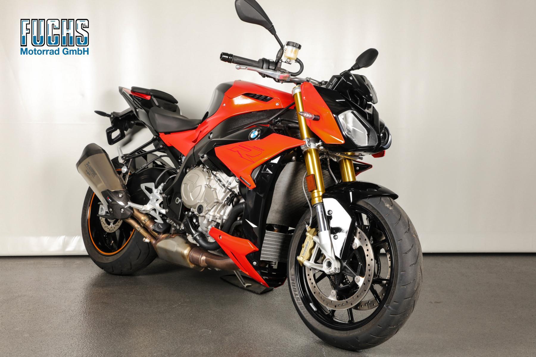 S1000R orange Fuchs Edition