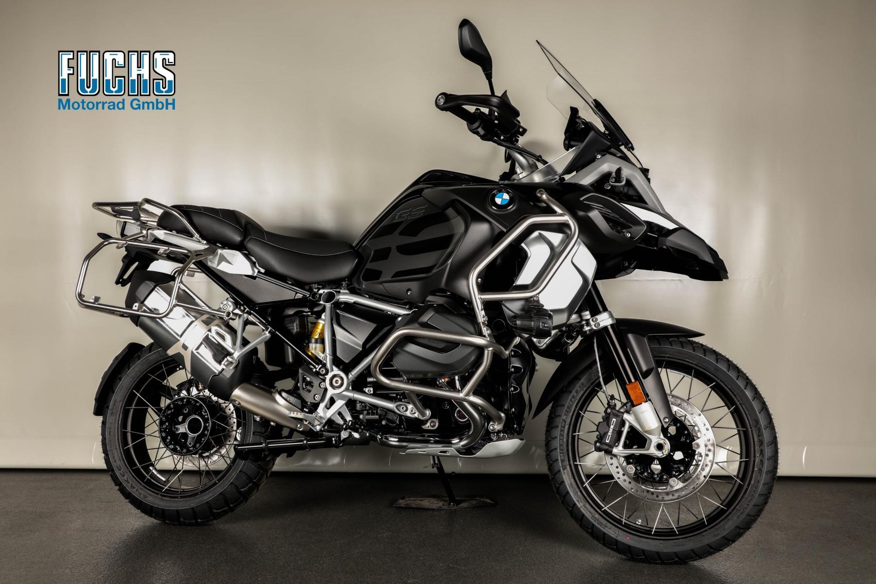 R1250GS ADV Triple Black Fuchs Edition