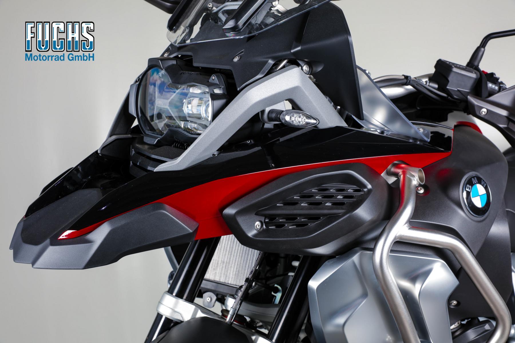 R1250GS ADV Redblack
