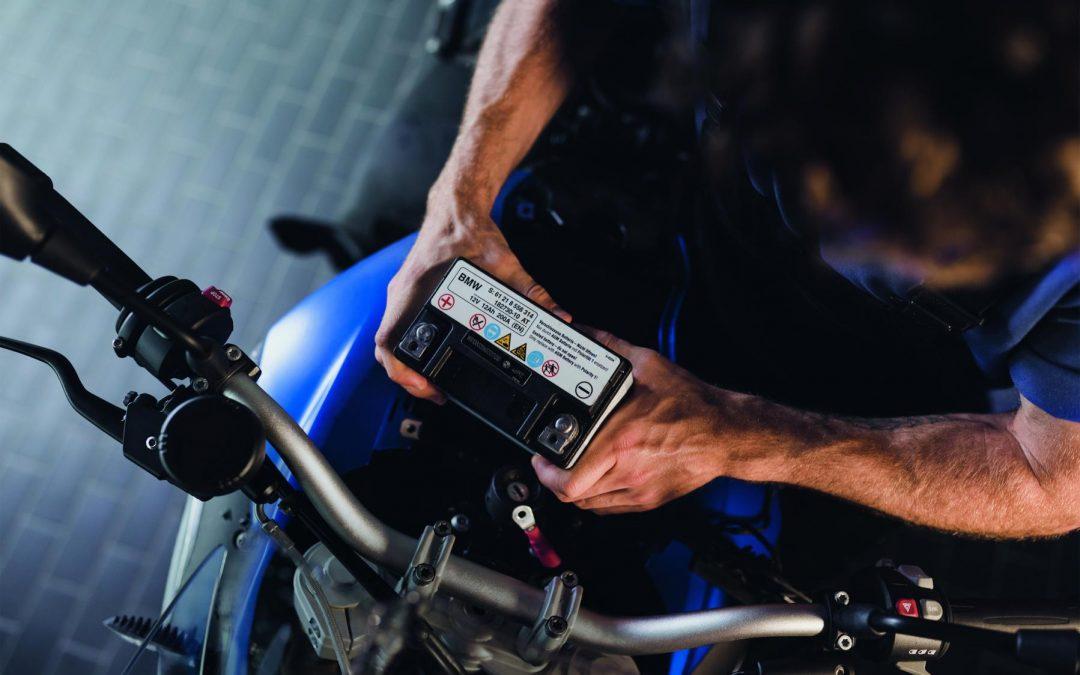 Highlight der Monate Oktober – Dezember: Bis zu 25 % auf BMW Motorrad Batterieladegeräte ¹